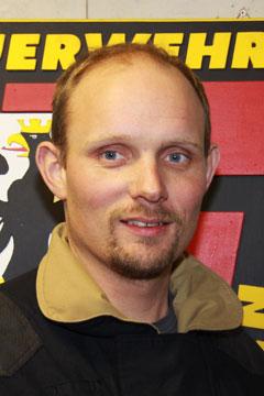 Oblt Daniel Trachsel Chef Pikett B seit 2012 - daniel